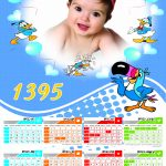 تقویم دیواری کودک