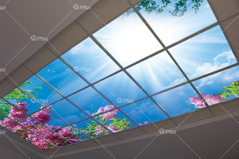 تصویر باکیفیت آسمان مجازی