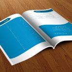 قالب لایه باز صفحه آرایی کتاب