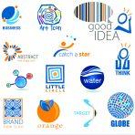 ست لوگو های وکتور کاربردی