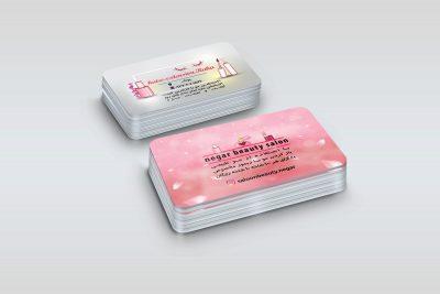 دانلود کارت ویزیت لایه باز برای آرایشگاه زنانه